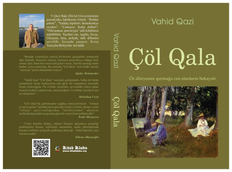 Vahid Qazinin romanı –